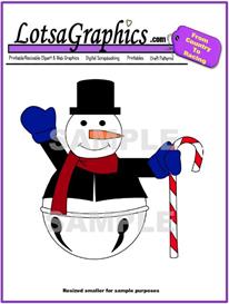 snowman 5 clipart download