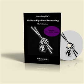 guide to scottish snare drumming volume 1 & 2
