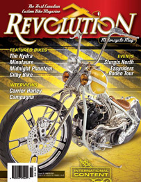 Revolution Motorcycle Magazine Vol.19 english | eBooks | Automotive
