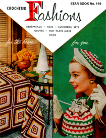 Crocheted Fashions - Adobe .pdf Format | eBooks | Arts and Crafts