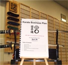 Martial Arts & Karate Business Plan | Other Files | Patterns and Templates