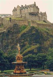 Edinburgh iPod MP3 Audio Tour | Software | Mobile