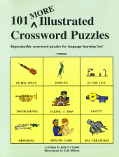 101 More Illustrated Crossword Puzzles | eBooks | Education