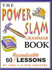 The Power Slam Grammar Book | eBooks | Education