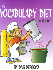 The Vocabulary Diet: Book 3 | eBooks | Education