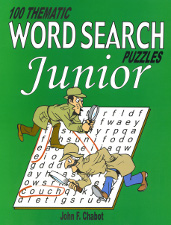 100 Thematic Word Search Puzzles Junior | eBooks | Education