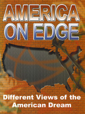 America on Edge: Different Views of the American Dream | eBooks | Education