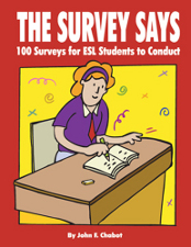 The Survey Says: 100 Surveys for ESL Students to Conduct | eBooks | Education