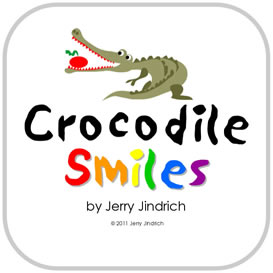 crocodile smiles