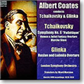 COATES conducts Tchaikovsky and Glinka, mono FLAC | Music | Classical