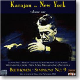 KARAJAN conducts US Orchestras, 1958, 4-CD set, 16-bit Ambient Stereo FLAC | Music | Classical