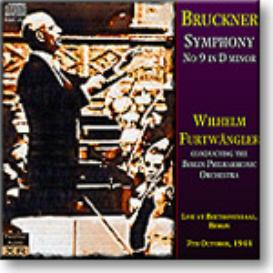 FURTWANGLER conducts Bruckner, 6-CD set, 16-bit Ambient Stereo FLAC | Music | Classical