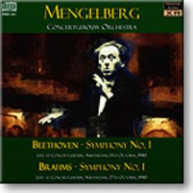 MENGELBERG's 1940 Beethoven Symphonies, 6-CD set, 16-bit Ambient Stereo FLAC | Music | Classical