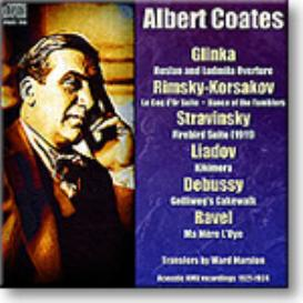 COATES conducts Russian and French Music, mono FLAC | Music | Classical