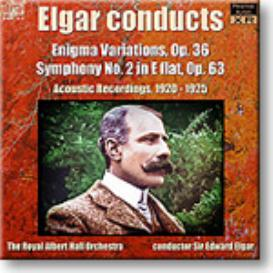 ELGAR conducts Enigma, Symphony 2 Acoustics, mono FLAC | Music | Classical