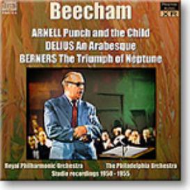 BEECHAM conducts Arnell, Berners and Delius, 16-bit Ambient Stereo FLAC | Music | Classical