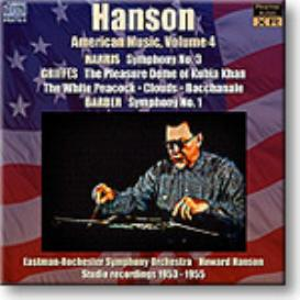 HANSON American Music Volume 4, Ambient Stereo MP3 | Music | Classical