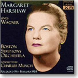Margaret Harshaw sings Wagner, Boston 1955, 24-bit FLAC | Music | Classical
