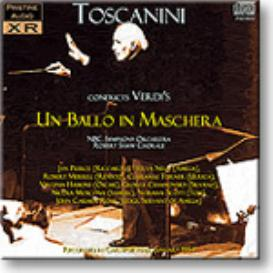 Un Ballo in Maschera, Toscanini 1954, mono MP3 | Music | Classical