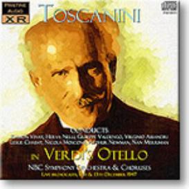 Verdi Otello, Toscanini 1947, mono MP3 | Music | Classical