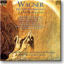 Wagner Das Rheingold, Krauss 1953, 16-bit mono FLAC | Music | Classical