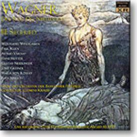 Wagner Siegfried, Krauss 1953, 16-bit Ambient Stereo FLAC | Music | Classical