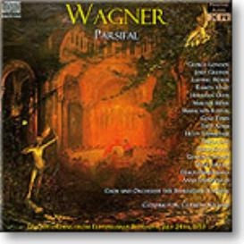 Wagner Parsifal, Krauss 1953, 16-bit Ambient Stereo FLAC | Music | Classical
