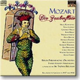 Mozart Die Zauberflote, Beecham 1937-8, 16-bit mono FLAC | Music | Classical