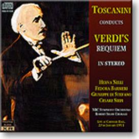 Verdi Requiem, Toscanini 1951, stereo MP3 | Music | Classical