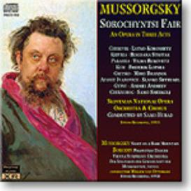 MUSSORGSKY Sorochyntsi Fair, Hubad 1955, mono MP3 | Music | Classical