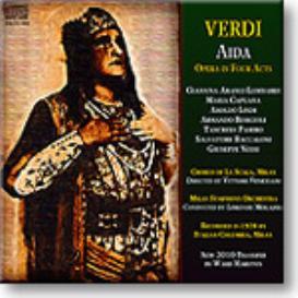 VERDI Aida, Molajoli 1928, 16-bit mono FLAC | Music | Classical