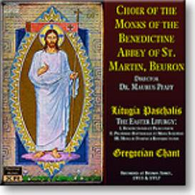 GREGORIAN Easter Liturgy, Beuron Abbey Monks, Ambient Stereo MP3 | Music | Classical