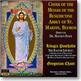 GREGORIAN Easter Liturgy, Beuron Abbey Monks, 16-bit mono FLAC   Music   Classical