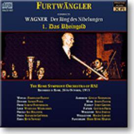 WAGNER Das Rheingold, Furtwangler 1953, 16-bit mono FLAC | Music | Classical