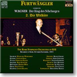 WAGNER Die Walkure, Furtwangler 1953, 16-bit mono FLAC | Music | Classical