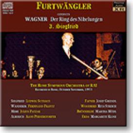 WAGNER Siegfried, Furtwangler 1953, 16-bit mono FLAC | Music | Classical