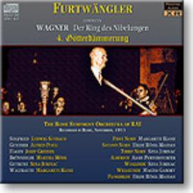 WAGNER Gotterdammerung, Furtwangler 1953, 16-bit mono FLAC | Music | Classical