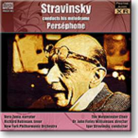 STRAVINSKY Persephone, 1957, 24-bit Ambient Stereo FLAC | Music | Classical
