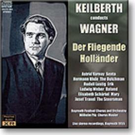 WAGNER Der Fliegender Hollander, Keilberth 1955, Stereo MP3 | Music | Classical