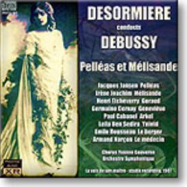 DEBUSSY Pelleas et Melisande, Desormiere 1941, 16-bit mono FLAC | Music | Classical