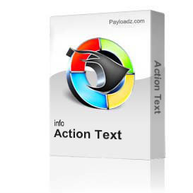 Action Text | Movies and Videos | Action