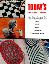 Todays Crochet Book - Adobe .pdf Format | eBooks | Arts and Crafts