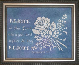 Icings - Rejoice | Crafting | Cross-Stitch | Other