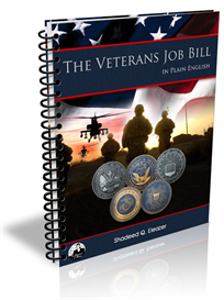 The Veterans Job Bill in Plain English | Audio Books | Podcasts