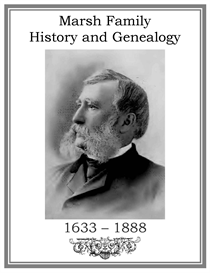 Marsh Family History and Genealogy | eBooks | History