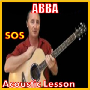 Learn how to play SOS by ABBA | Movies and Videos | Educational