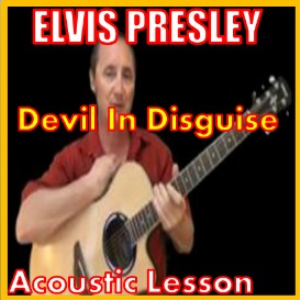 Learn to play Devil In Disguise by Elvis Presley | Movies and Videos | Educational