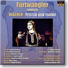 WAGNER Tristan und Isolde, Furtwangler 1952, 16-bit Ambient Stereo FLAC | Music | Classical