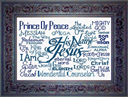 His Name Is Jesus | Crafting | Cross-Stitch | Religious