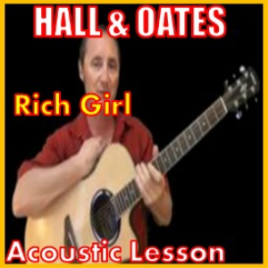 Learn to play Rich Girl by Hall And Oats | Movies and Videos | Educational